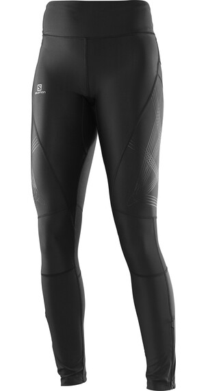 Salomon Intensity Long Tights Women Black
